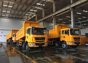 China Construction Heavy Duty Dump Truck 40 Ton / 45 Ton High Performance on sale