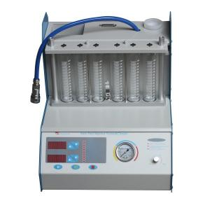 China MST A360 Testing Fuel Injector Cleaning Machine , Fuel Injector Cleaner Machine on sale