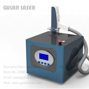 China Medical Laser tattoo removal machine used in Skin Clinic(Model: Q10) on sale