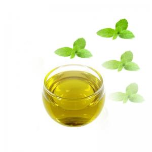 China MSDS Food Grade Additives 99% Peppermint Essential Oil CAS 8006-90-4 on sale