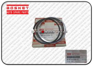 China 8-97141204-0 8971412040 Standard Piston Rings Set Suitable For ISUZU XV 3LB1 on sale