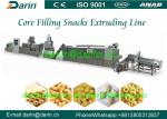 Automatic wheat corn rice puffing machine for cereal 150kg/h , 240kg/h , 500kg/h