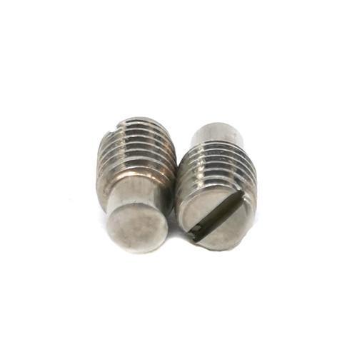 Nut *4 Pack A4 MARINE GRADE STAINLESS STEEL 100mm Slot M6 CSK Machine Screw