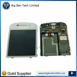 China Good price for BlackBerry Q10 LCD assembly on sale