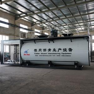 China 30 Cubic Meter Spiral Feeding Bitumen Machine on sale