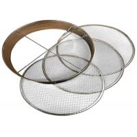 China AISI SUS 304 100Mesh 3mm sieving Stainless Steel Filter Screen on sale