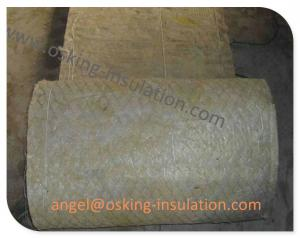 China rock wool slab/ mineral wool roll insulation materials from China on sale