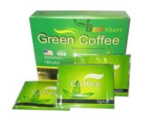 China best share green coffee on sale