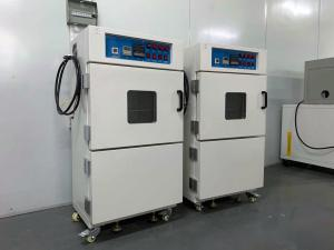 China Small Size Industrial Vacuum Drying Oven Stable Vacuum Drying Chamber on sale