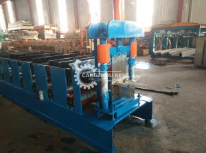China Stud And Track Roll Forming Machine Stud Runner Making Machine on sale