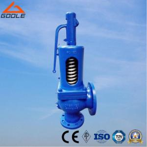 China DIN 900 Series 901/902/911/912 Spring  Loaded Safety Relief Valve on sale