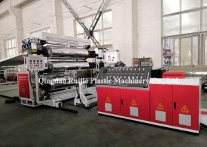 China Durable Plastic Board Production Line , PE PP Plastic Sheet Extruder Machine on sale