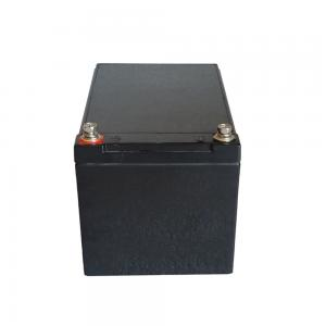 China Phosphate Lithium Iron 12V 10Ah Solar Street Light Battery With BMS on sale