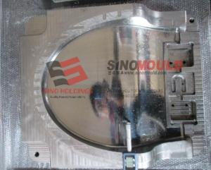 China toliet cover plastic injection mould on sale