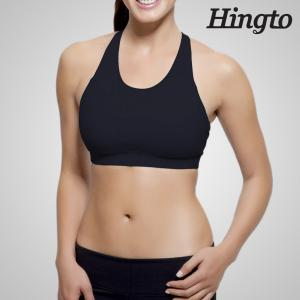 China Custom Activewear Gym Bra Tops , High Impact Sports Bra for Running on sale
