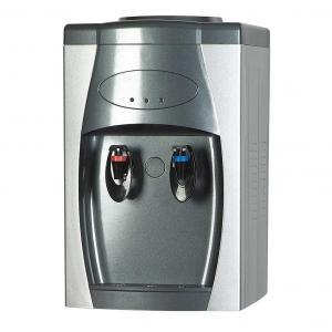 China White Or Silver Grey Countertop Water Cooler , Mini Water Dispenser For Home on sale