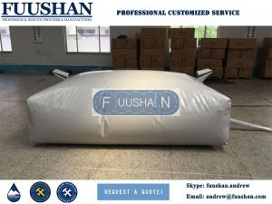 China FUUSHAN Plastic Flexible PVC Water Storage Tank on sale
