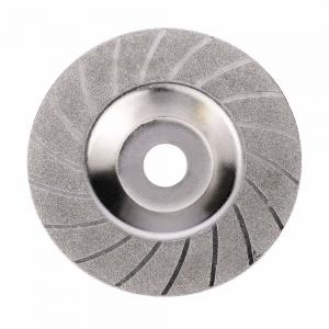 China Polishing Diamond Grinding Cup Disc Saw Blade 16mm Inner Diameter Rotary Wheel on sale