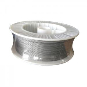 China Stainless Steel Cr20Ni30 Thermal Spray Wire Nickel Alloy Wire 2.0mm 15KG/Spool Ready Stock Fast Delivery Low MOQ on sale