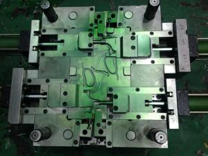 China Custom Made Plastic Injection Mould Making Cold Runner S136 Material on sale