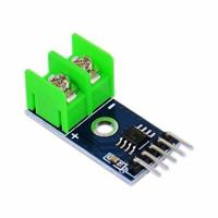 China Blue Color 50mA DC 5V Module K Type Thermocouple Temperature Sensor For Arduino MAX6675 on sale