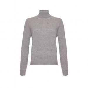 China pure cashmere jumper lady turtle neck cashmere sweater on sale