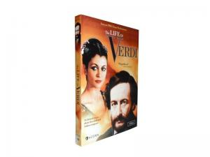 China The life of Verdi 4dvds adult dvd movie Tv boxset usa TV series Tv show on sale