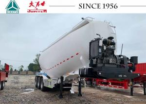 China Jupiter Quality Bulk Cement Trailer 40cbm Capacity For Sale Africa on sale