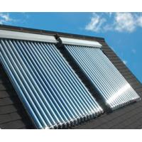 China Evacuated tube low pressure solar collector on sale