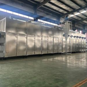 China Double Screw 180kw 3000kg/H Dry Dog Food Machine on sale