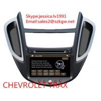 China double din Car dvd player Stereo Radio Car GPS for CHEVROLET Trax on sale