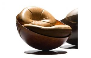 China AVENUE ROAD Esfera Armchair by Ricardo Fasanello on sale
