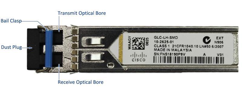 New Sealed Cisco GLC-LH-SM 1000BASE