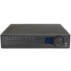 China 1280X720 RS485 NVR Network Video Recorder HI3520 / HI3521 / HI3531 Support Dual Stream on sale