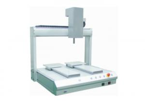 China High Performance Automatic Robotic Soldering Machine Double-Y Iron Platform on sale