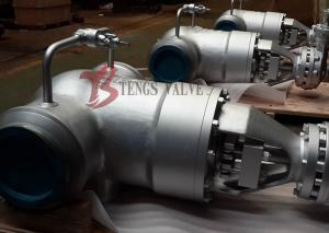 Bonnet Psb Cast Steel Pressure Seal Gate Valve A216 Wcb 12 In 1500lb Weld Ends Bw For Sale Cast Steel Gate Valve Manufacturer From China 108974489