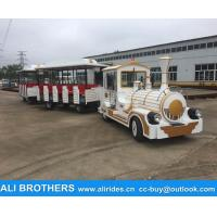 China china amusement rides trackless train/diesel trackless train for amusement park/india tourist train on sale