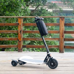 China EcoRider Light Weight 3 Wheel Foldable Electric Scooter on sale