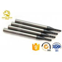 China Indexable CNC End Mill Cutter Long 4 Flutes Square Shape CNC Tooling System on sale