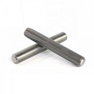 China ANSI MoLa Molybdenum Threaded Rod Weight Balance M5 M6 Moly Stud on sale