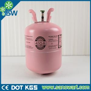 China Export R410a refrigerant for air condition made in china on sale