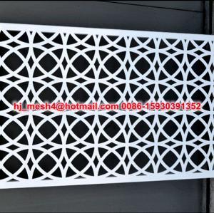 Decorative Metal Outdoor Screens For