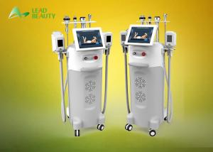 China LEADBEAUTY cryolipolysis fat freeze slimming machine with 5 handles on sale