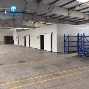 China Customized Size Modular Cold Room Easy Operation With Low Power Consumption on sale