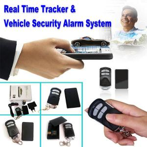 China RFV7 Mini Car GSM SMS LBS AGPS Tracker Tracer Vehicle Security Anti-Theft Alarm System+SOS on sale