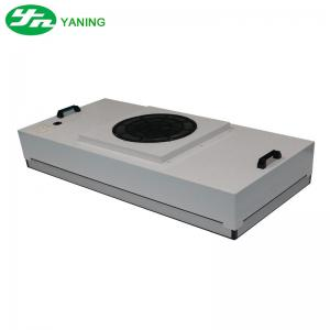 China Washable FFU Fan Filter Unit / Hepa Filtration Units Low Operation Power Consumption on sale