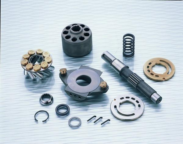 TIMEWAY Hydraulic Pump Parts for Rexroth Piston Oil Pump A10VSO28 A10VO28 Pump Repair Kits Includes:Cylinder Block Piston Shoes Valve Plate Retainer Plate Ball Guide Pump Repair Kits for A10VSO28