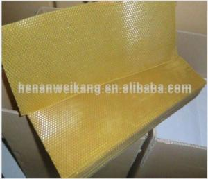 China Bulk Bee Wax Comb Foundation Sheets on sale
