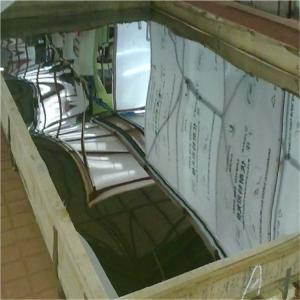 China 304 Mirror Stainless Steel Sheet , 8k Finished SS Steel Plate Weather Resistance on sale