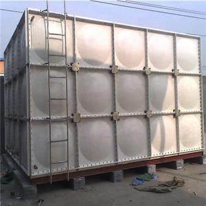 China Fiber glass water tank water storage tank sectional water tank on sale